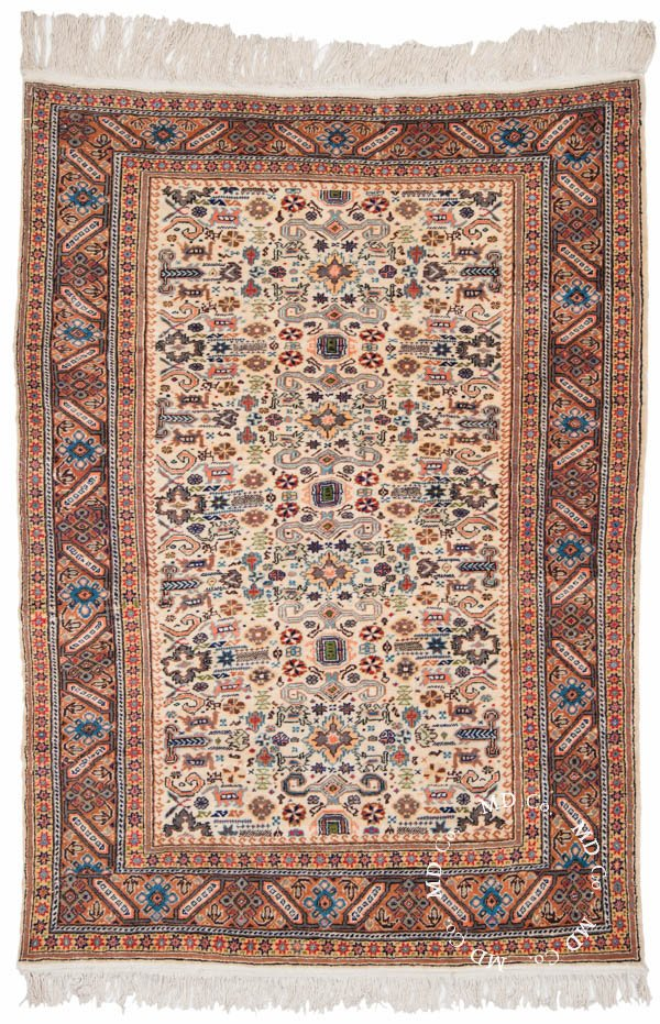 Turkish Caesaria 4x6 Rug