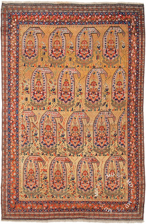 Persian Shiraz 5x7 Rug